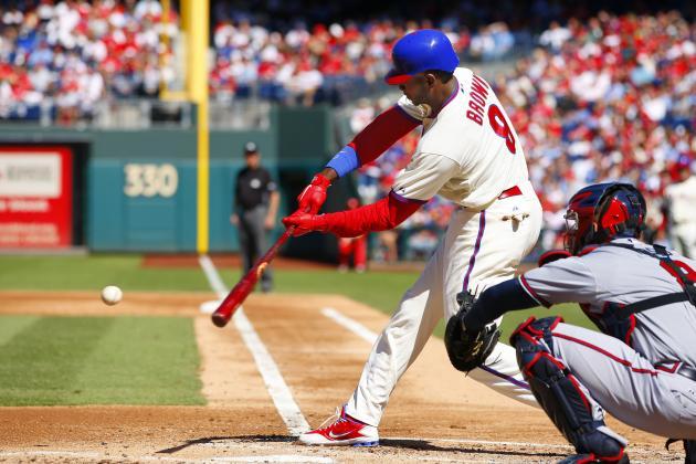 7 Predictions for Domonic Brown's 2013 Phillies Season