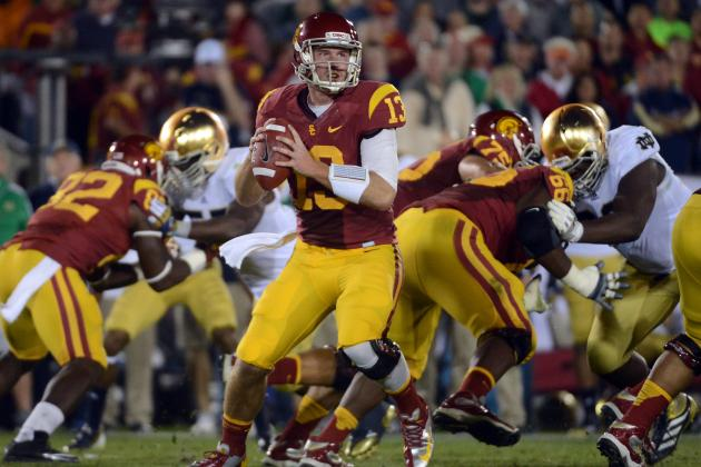 USC Football: 5 Trojans Under the Microscope