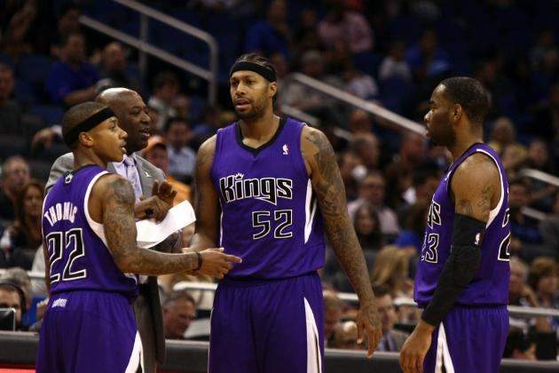 Startling Statistics from the Sacramento Kings' Season Thus Far