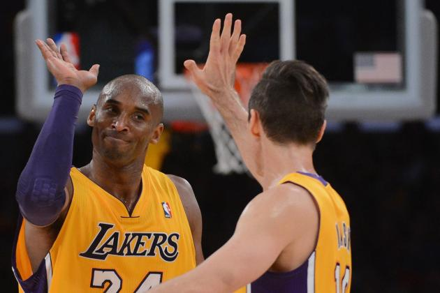 Blueprint for LA Lakers to Become a Dangerous 2013 Playoff Threat