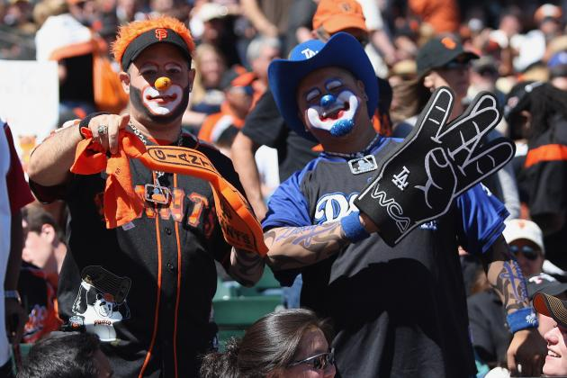 Down and Dirty 2013 MLB Predictions: NL West