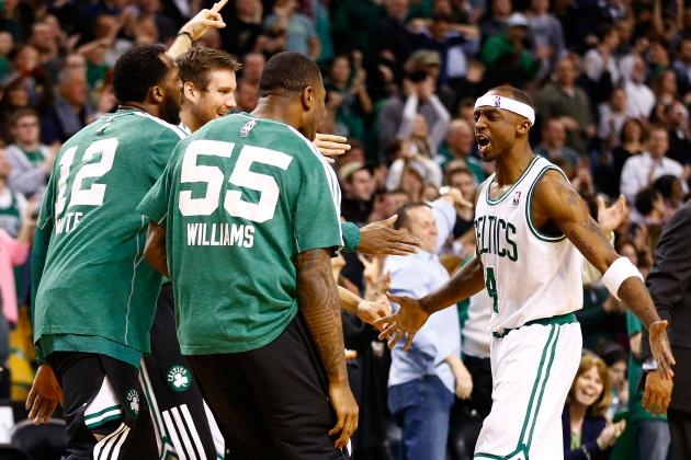 Perfect Playoffs Role for Each Boston Celtics' Bench Player