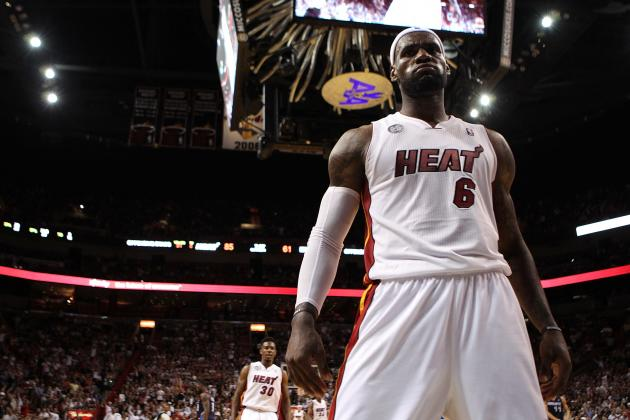 Updated NBA MVP Odds: LeBron James Silencing His Competition