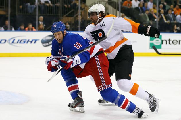Looking at the Struggles Facing the Rangers and the Flyers This Season