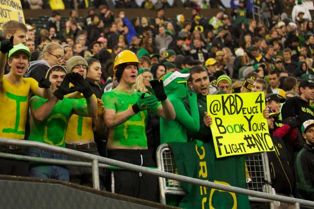 Oregon Football: 5 Ways Mark Helfrich Can Endear Himself to Duck Fans