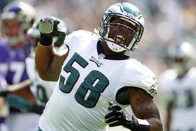 Breaking Down the Philadelphia Eagles' Depth Chart After Free Agency