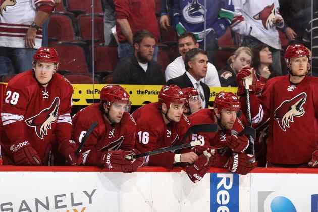 Coyotes Preview: Previous Week's Failures Magnify Importance of This Week