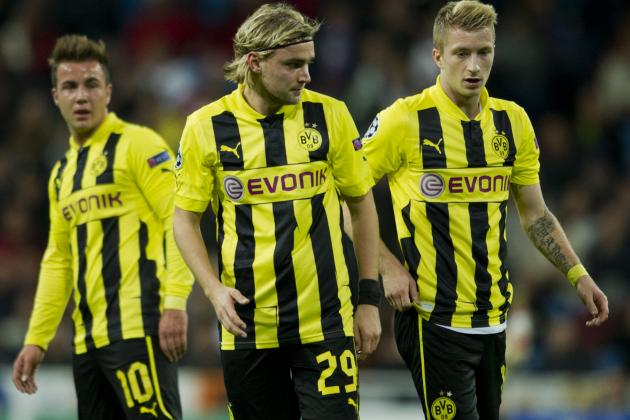 Dortmund: How Reus, Gotze and Co. Can Compete with Pep's Bayern Next Season