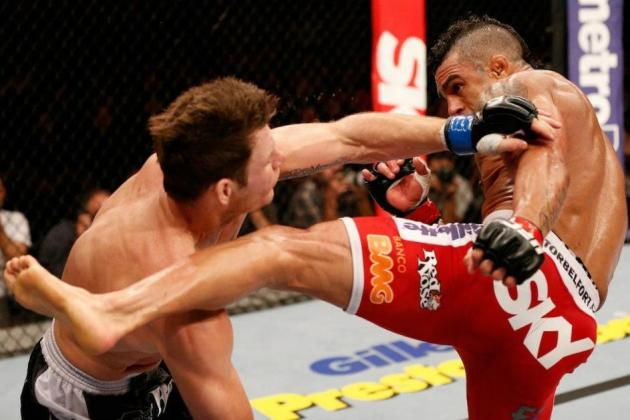 Ranking Every MMA Knockout of 2013 So Far