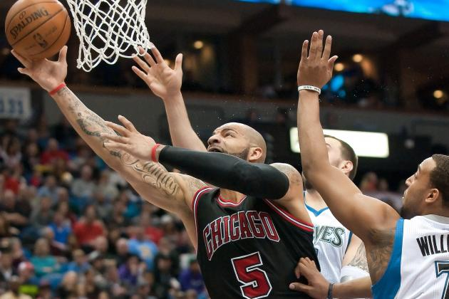 Chicago Bulls vs. Minnesota Timberwolves: Postgame Grades and Analysis for Bulls