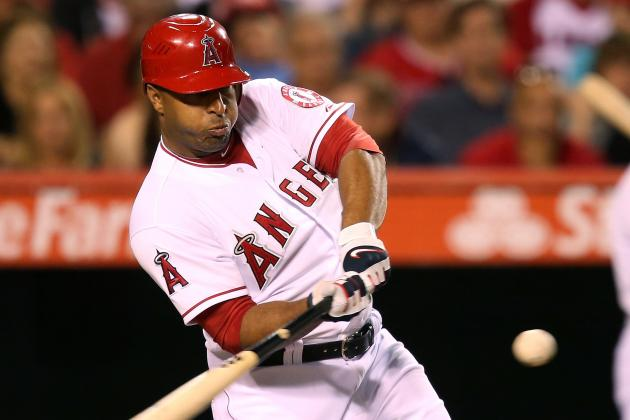 Winners and Losers of Vernon Wells to New York Yankees Trade