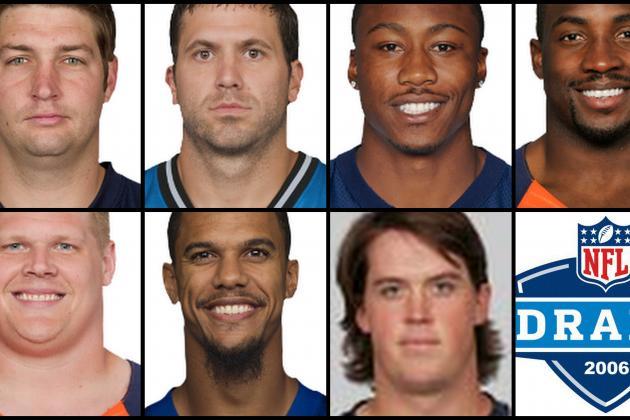 Broncos' 2006 Blockbuster Draft Class All but Gone After Dumervil's Departure