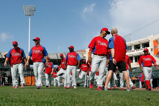 Phillies Spring Training: News and Notes Live from Clearwater