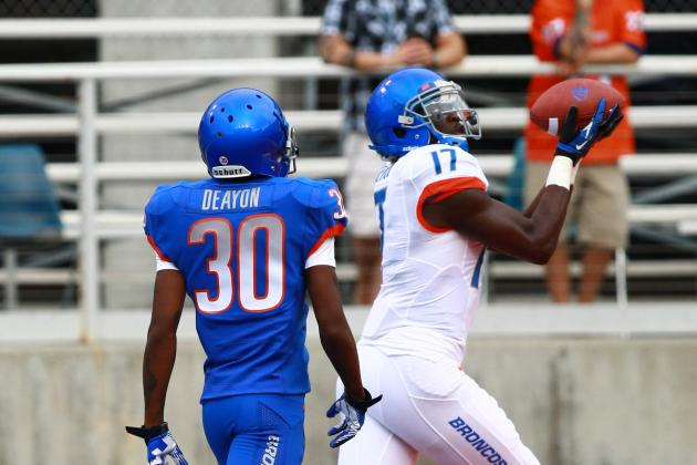 Boise State Football: 5 Benchmarks for Spring Success