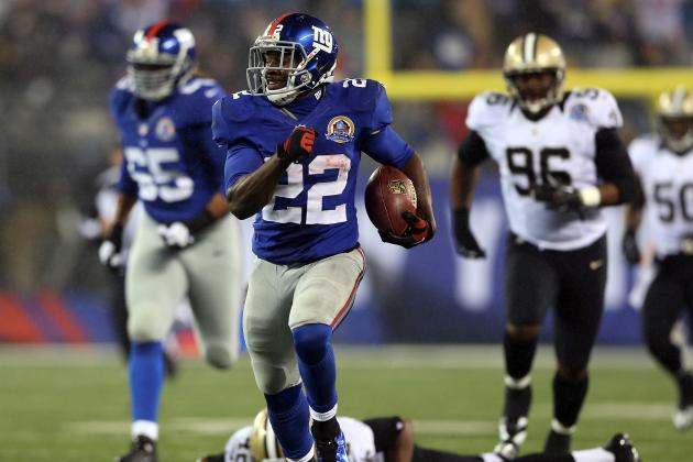 Breaking Down New York Giants' Depth Chart After Peak of Free Agency