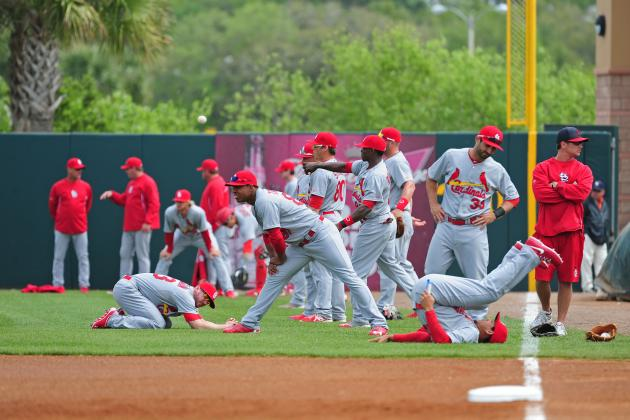 Final Predictions for Who Will Make St. Louis Cardinals Roster