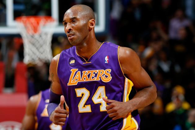 Ranking the Best Seasons of Kobe Bryant's Career