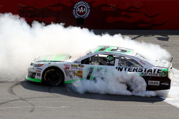 NASCAR Sprint Cup Series at Fontana: 3 Notes from Sunday's Race