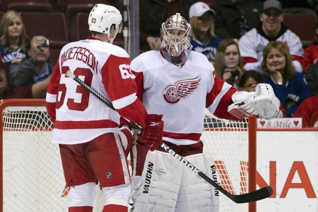 Detroit Red Wings: 4 Important Players the Wings Need to Get Signed ASAP