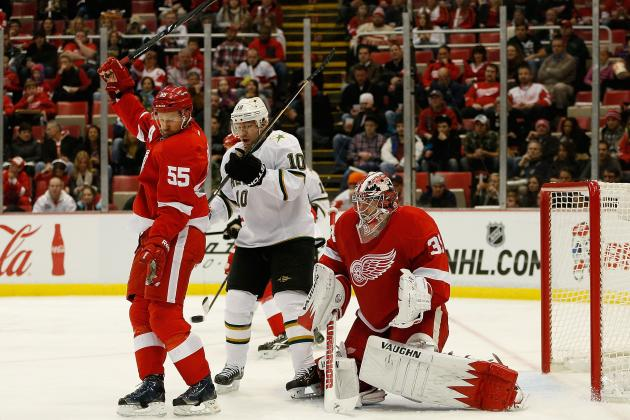 5 Reasons the Detroit Red Wings Must Stand Pat at the NHL Trade Deadline