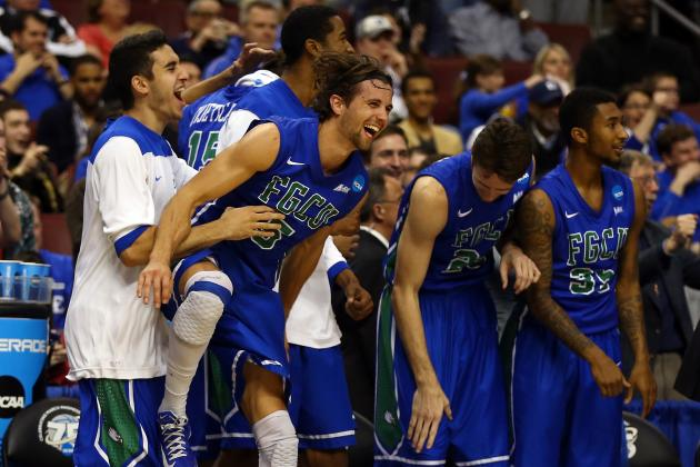 Florida Gulf Coast: Comparing the Eagles to NBA Pros