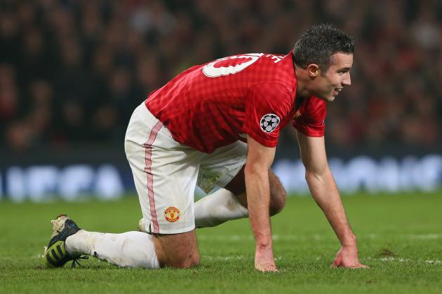 Robin van Persie: 5 Possible Reasons the Dutchman Has Gone Cold for Man United