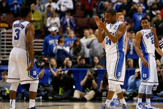 Duke Basketball: Grading Blue Devils Through Round of 32 in NCAA Tournament