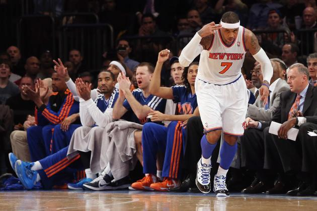 NY Knicks Game-by-Game Predictions for the Month of April