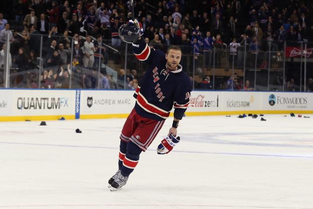 New York Rangers Trade Rumors: Latest Speculation Ahead of NHL Trade Deadline