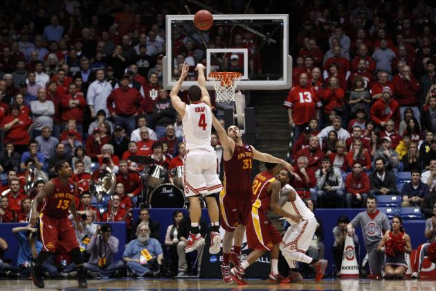 Ohio State Basketball: Grading Buckeyes Through Round of 32 of NCAA Tournament