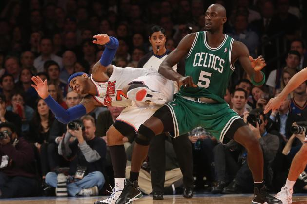 Weirdest Kevin Garnett Moments of All-Time