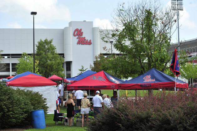 Ole Miss Football: Week 2 Spring Practice Stock Report