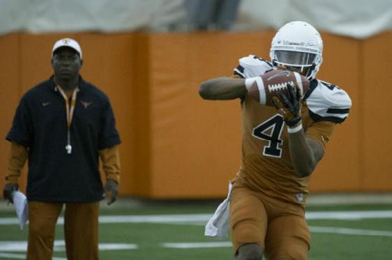 Texas Football: 4 Players Who Could Lose Their Jobs in the New Up-Tempo Offense