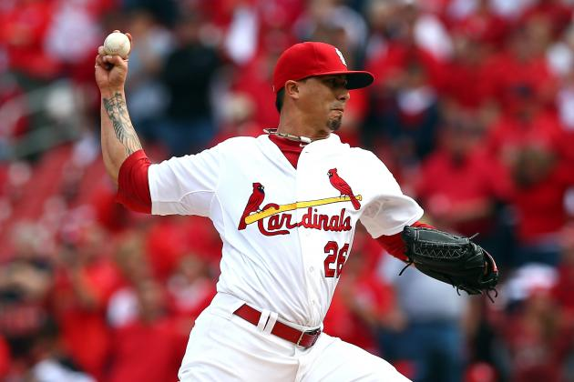 Winners and Losers of Kyle Lohse Signing with the Milwaukee Brewers