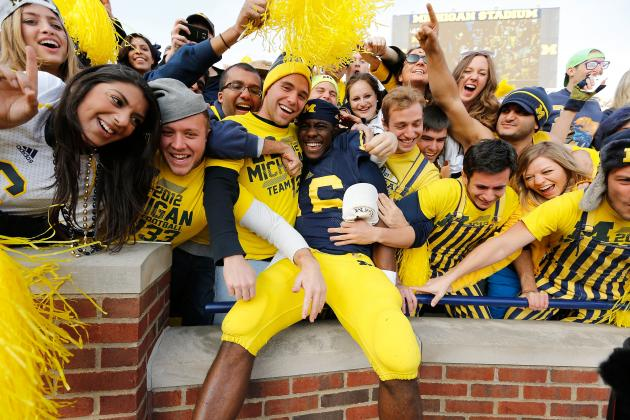 4 Ways You Know You're a Michigan Wolverines Fan