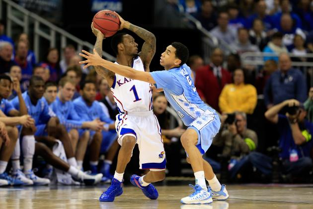 Kansas Basketball: Grading Jayhawks Through Round of 32 of NCAA Tournament
