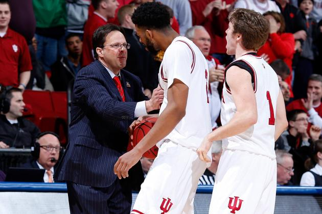 Indiana Basketball: Grading Hoosiers Through NCAA Tournament Round of 32