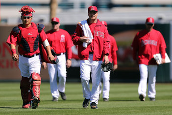 Angels Opening Day Roster: Who's In, Who's out