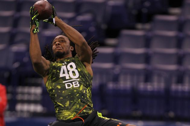 Who Is Being Predicted to Washington Redskins with Their First NFL Draft Pick?