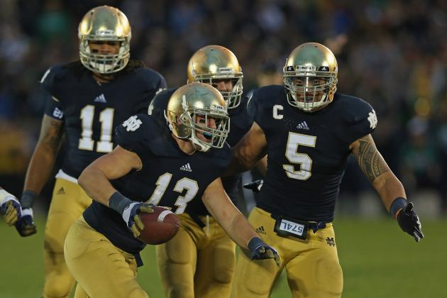 Notre Dame Football: Underrated Players Who Will Shine in 2013