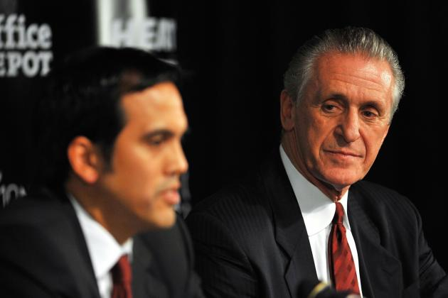 Ranking 2012-13 Miami Heat Among Pat Riley's Super Teams