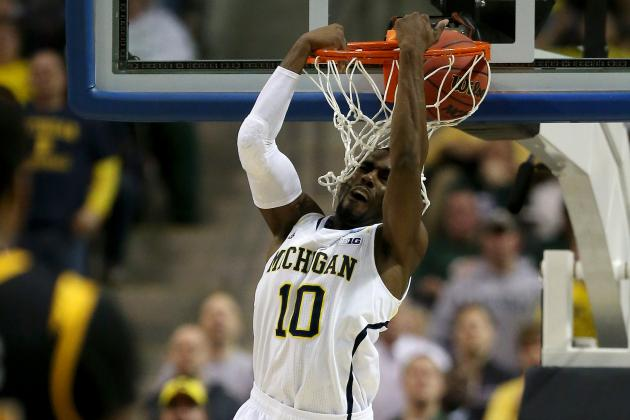 Michigan Basketball: Grading Wolverines Through Round of 32 of NCAA Tournament