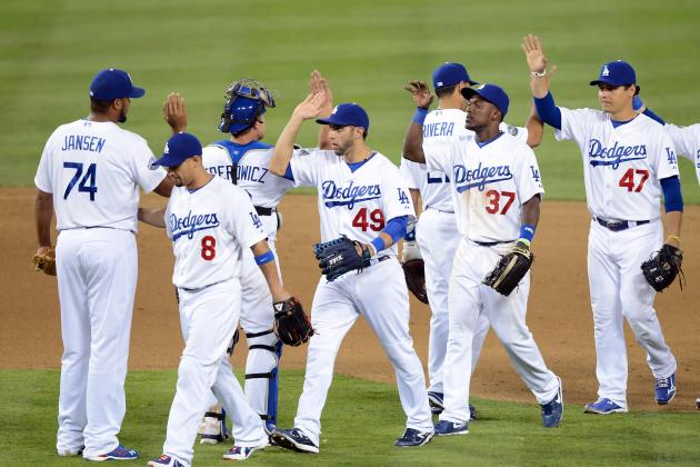 Final Predictions for Who Will Make the Los Angeles Dodgers' Roster