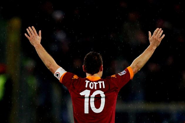 Francesco's Totti's Back Heel & the 5 Most Ridiculous Pieces of Skill in Serie A
