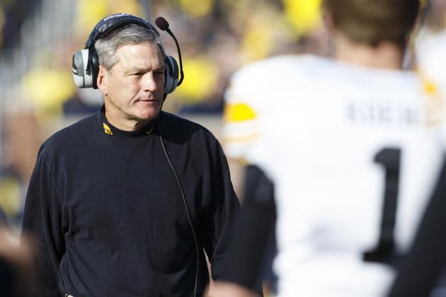 Iowa Football: Week 1 Spring Practice Stock Report