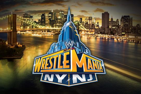 WrestleMania XXIX: Full Card Simulation