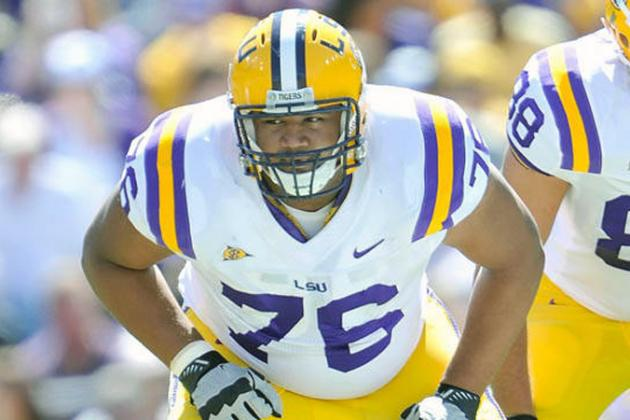 Examining 4 Mid-Round Offensive Tackles the Rams Should Keep Their Eye On