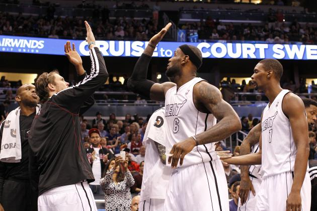 Miami Heat Win Streak Is Impressive, but It Means Nothing Without a Title