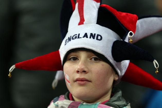 Why England Are the Most Frustrating Nation to Support in World Football