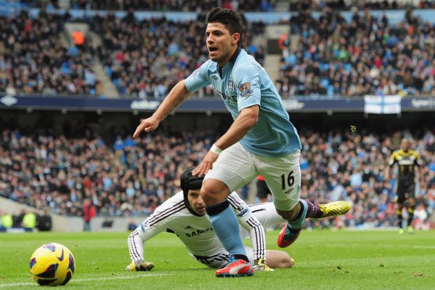 World Football Gossip Roundup: Sergio Aguero, John Terry, Luis Suarez